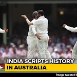 Virat Kohli and co end 72-year-long wait to bag maiden Test series win in Australia - Times Now